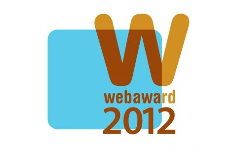 Web Awards 2012