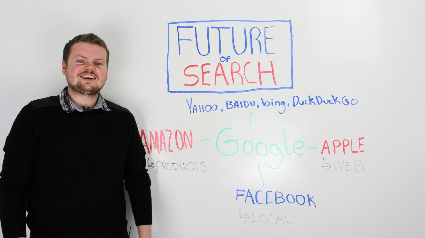 James - The Future of Search