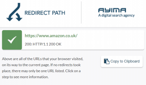 Ayima redirect plugin